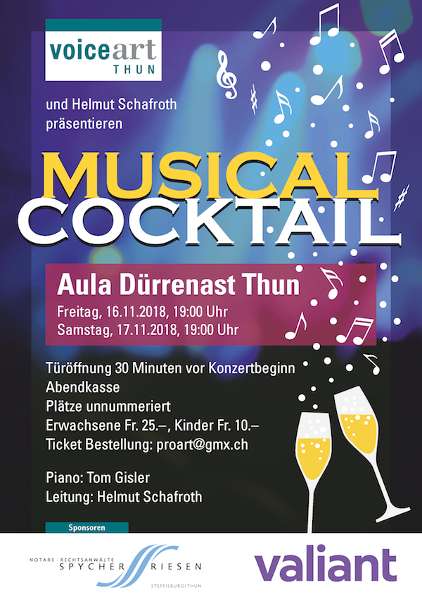 Musical Cocktail